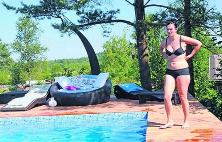Елена Ваенга фото в купальнике