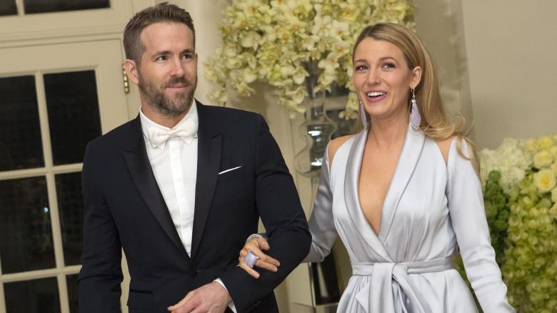 Ryan reynolds married blake lively