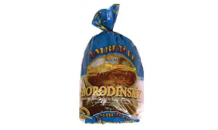 Borodinsky bread Lithuania - natural product