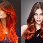 Разноцветное окрашивание волос омбре – фото, плюсы и минусы, техника, популярные виды и цена