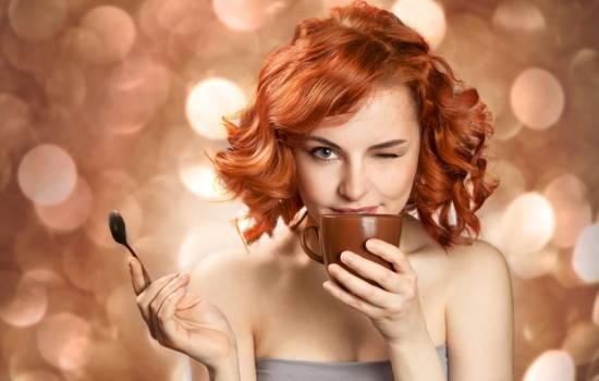 Кофе для женщин польза
