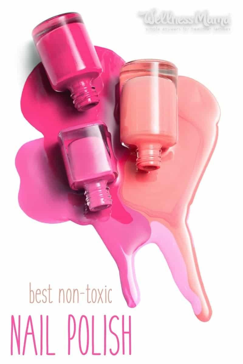 Non toxic gel nails