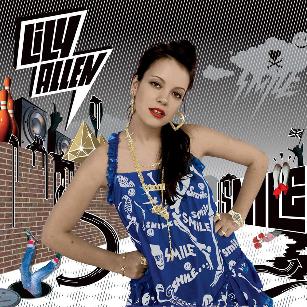 Lily allen smile lyrics clean version