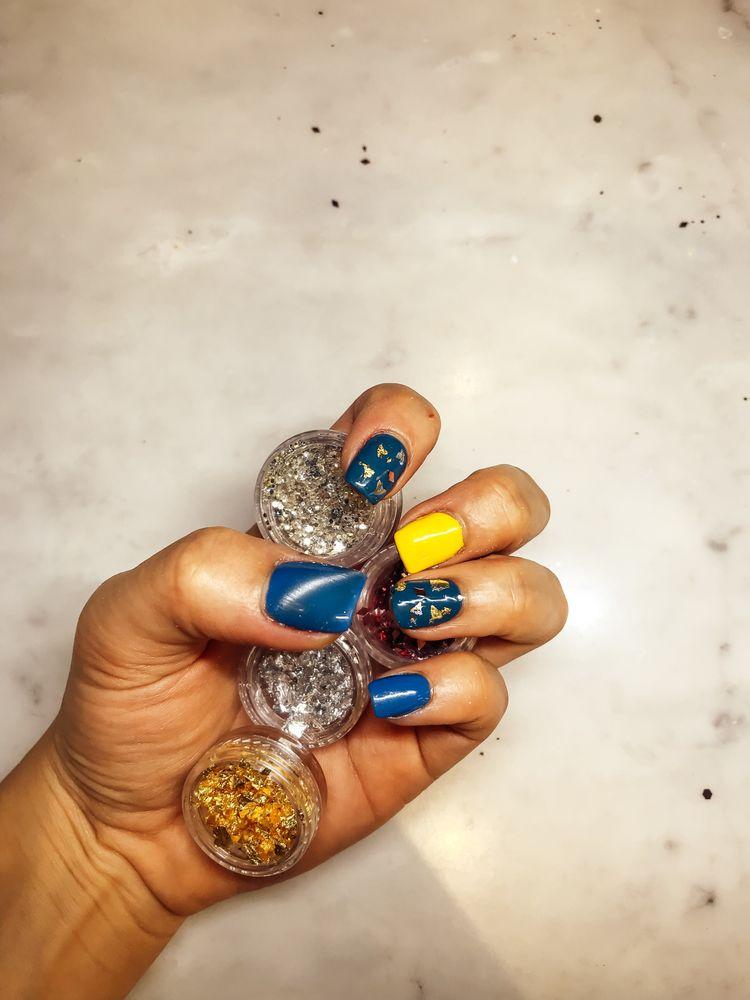 Pearl nails and spa calgary