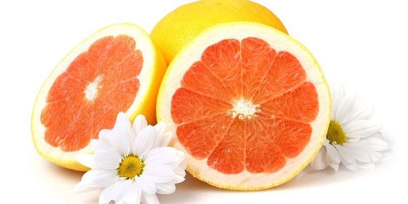 Вес грейпфрута