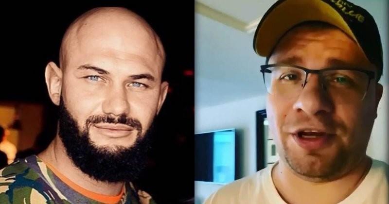 Джиган фото без бороды