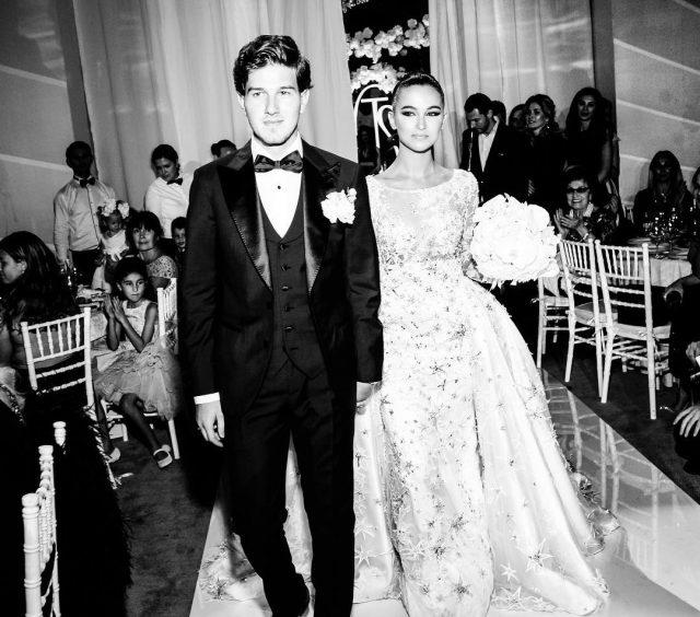 Свадьба Сарины и Торнике в Москве