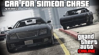 GTA Online Car For Simeon Chase Rockstar Editor