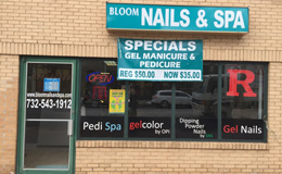 Bloom nails and spa springfield nj