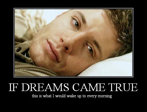 Jensen ackles motivational posters