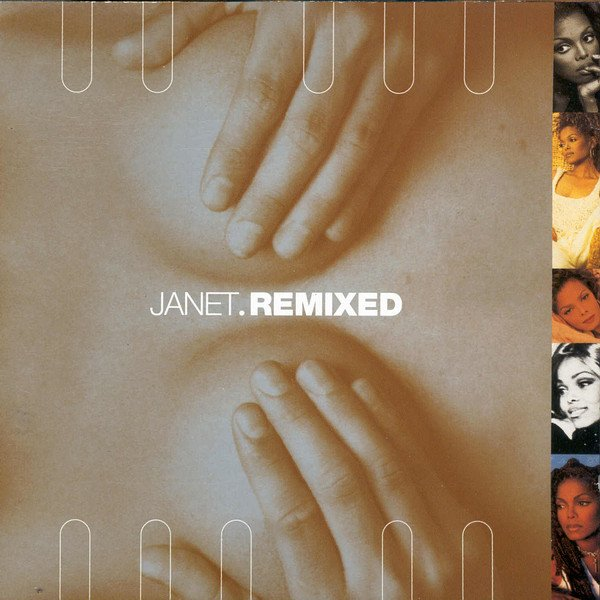 Janet jackson on and on