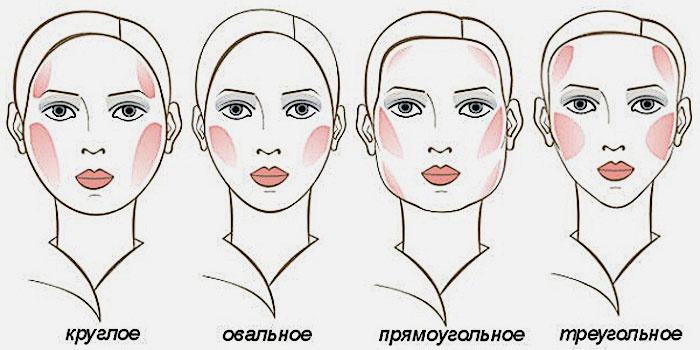 Клон макияж жади