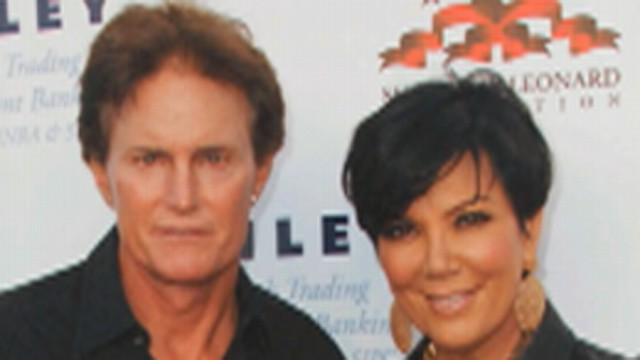 Is bruce jenner and kris kardashian getting a divorce