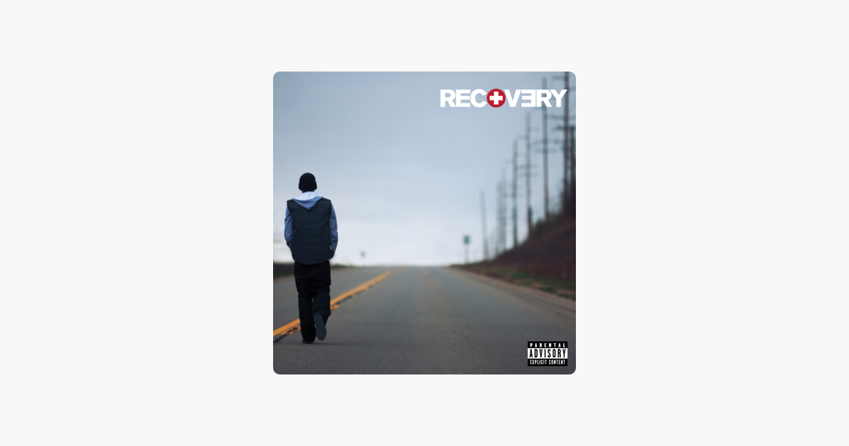 Eminem - recovery deluxe edition 2010