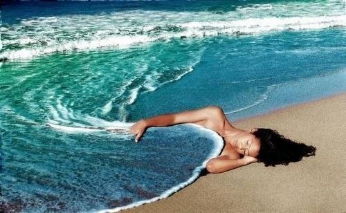 Я буду самым теплым морем на земле