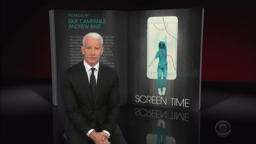 Anderson cooper effects