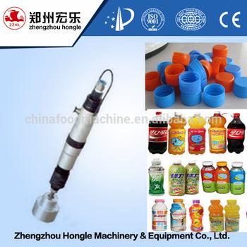 Plastic bottle sealer