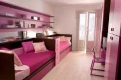 Спальня для двух детей