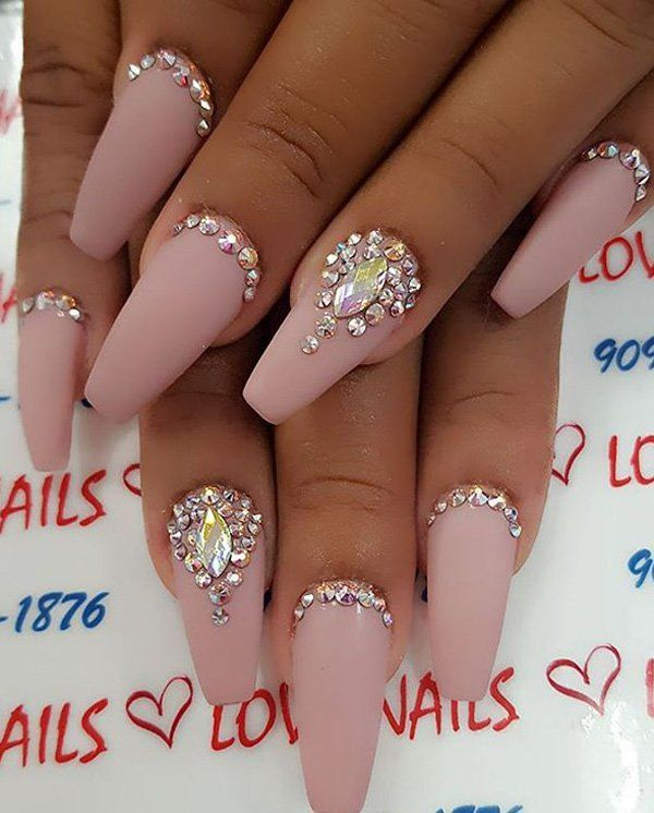 Jewels for nails