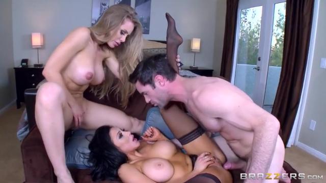 Трио порно онлайн бесплатно