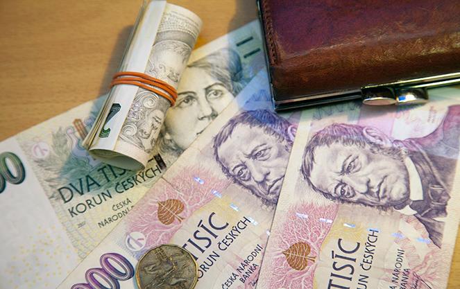 Какая валюта в праге евро или крона