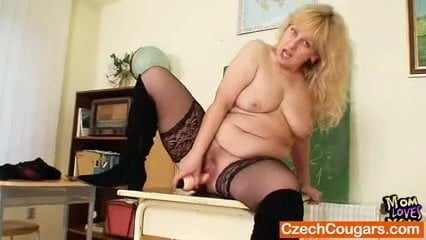 Adult teacher video