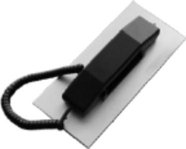 Intercom Handset Unit - 1007006190