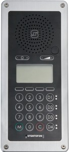 IP Flush Master Display Station - 1008031000