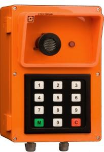 Light Industrial Intercom Station - 1007082000