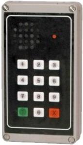 Light Industrial Intercom Station with Loudspeaker - 1007080000