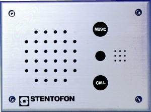 Tamper Resistant Intercom Station - 1070601020
