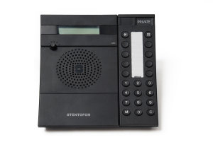 Desk or Wall Master Intercom Station with Display - 1007071090