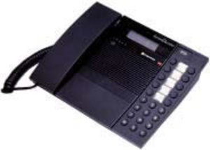 Desk or Wall Master Intercom Station with Display - 1007072090
