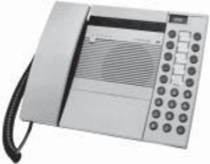 Desk or Wall Master Intercom Station - 1007034210