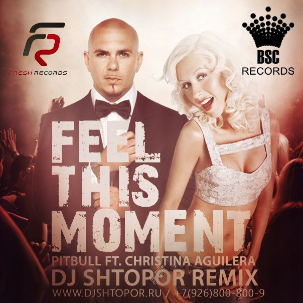 Download feel this moment pitbull christina aguilera