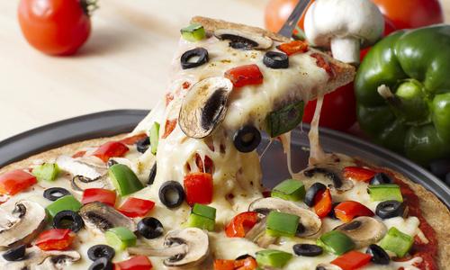 Пиццу на сковороде