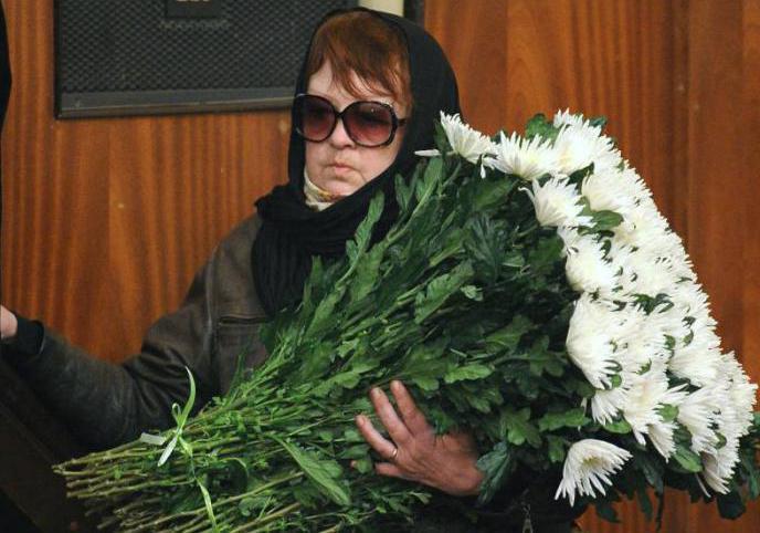 мария борисовна андроникашвили