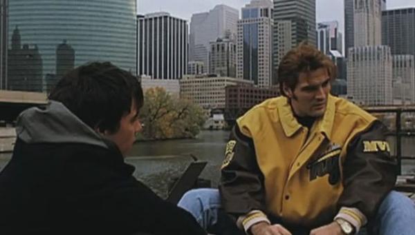 На фото: кадр из филдьма «Брат 2»