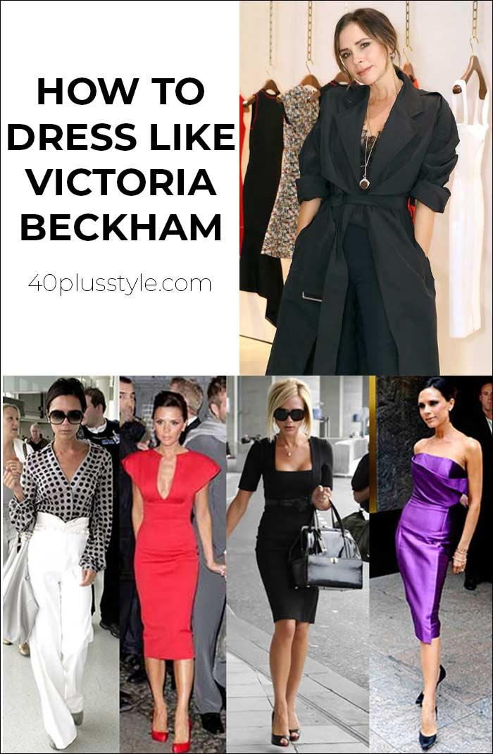 Victoria beckham for less