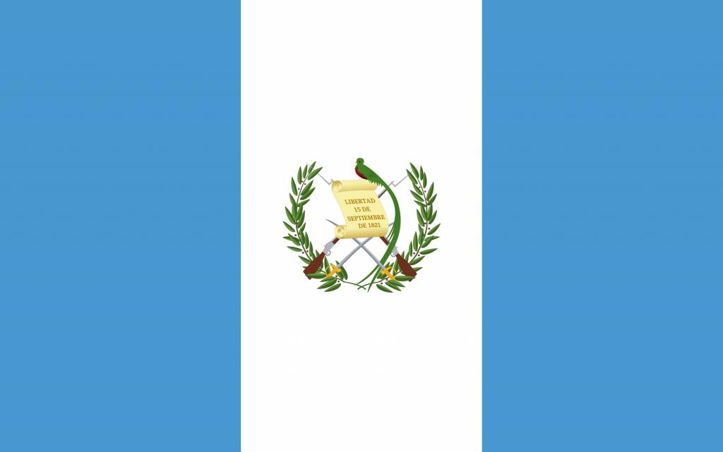 Guatemala flag seal