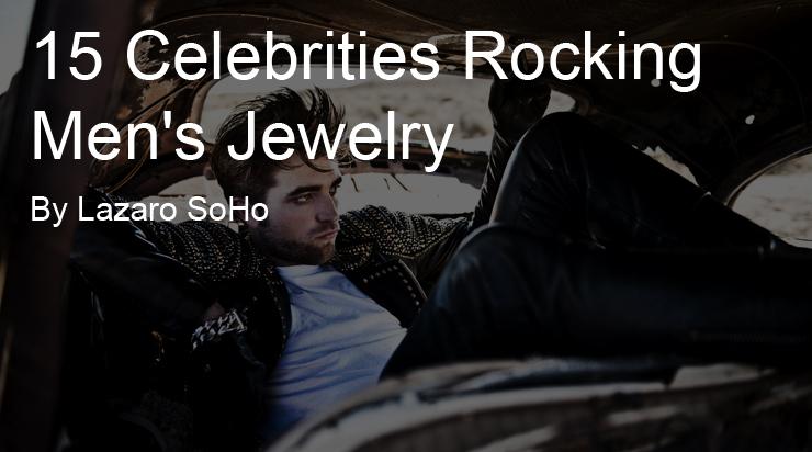 Popular necklaces worn by celebrities