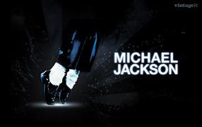 Майкл Джексон Винтажные обои