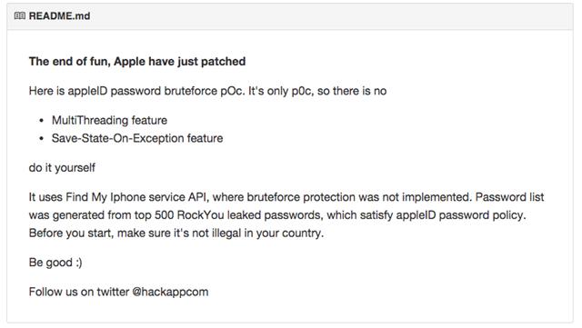 apple icloud hack fix