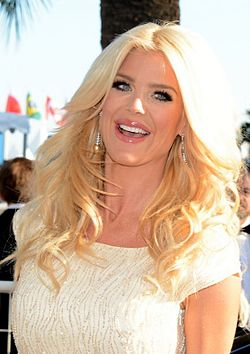 Victoria silvstedt фото