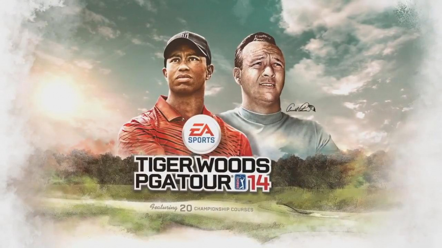 Tiger woods wii u