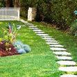 Який матеріал і спосіб укладання вибрати для декоративної садової доріжки?