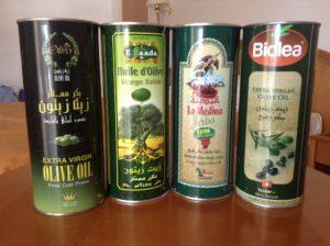 Сколько можно вывозить оливкового масла из Туниса