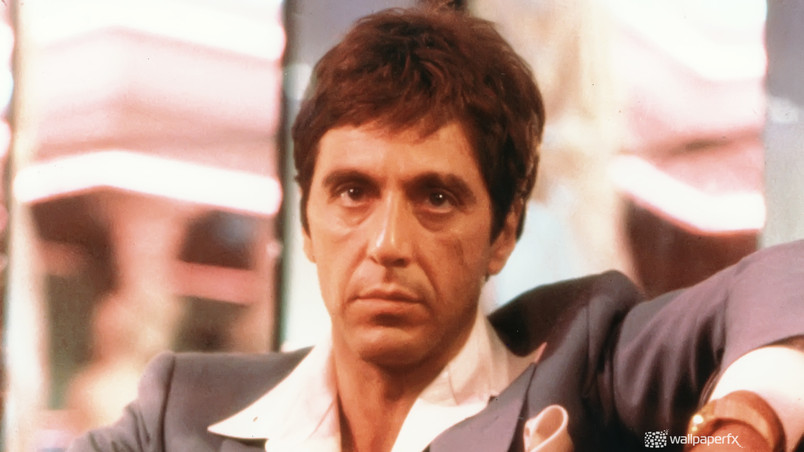 Al pacino scarface wallpapers