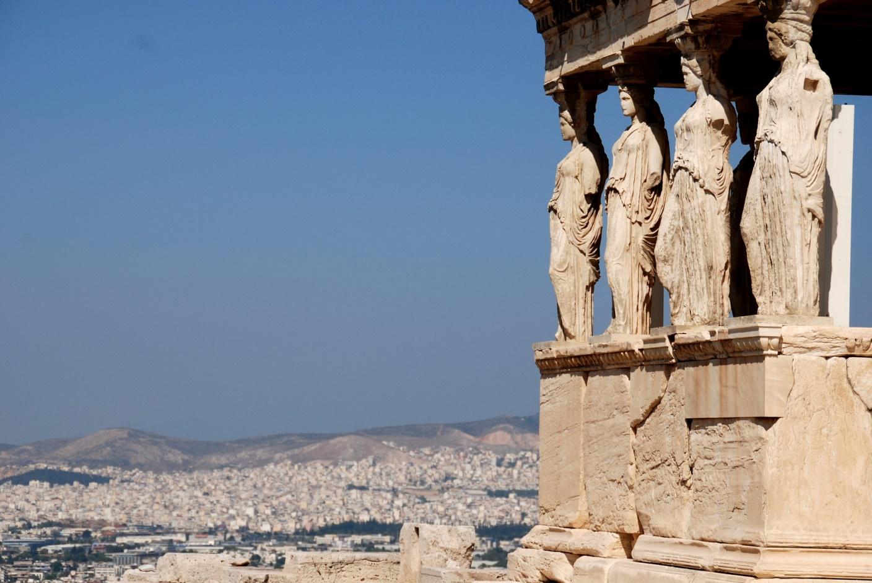 Достопримечательности греции фото с названиями