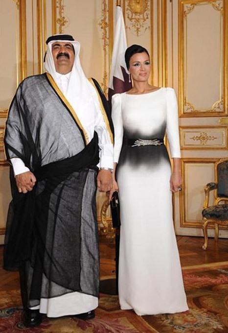 Жена шейха моза фото